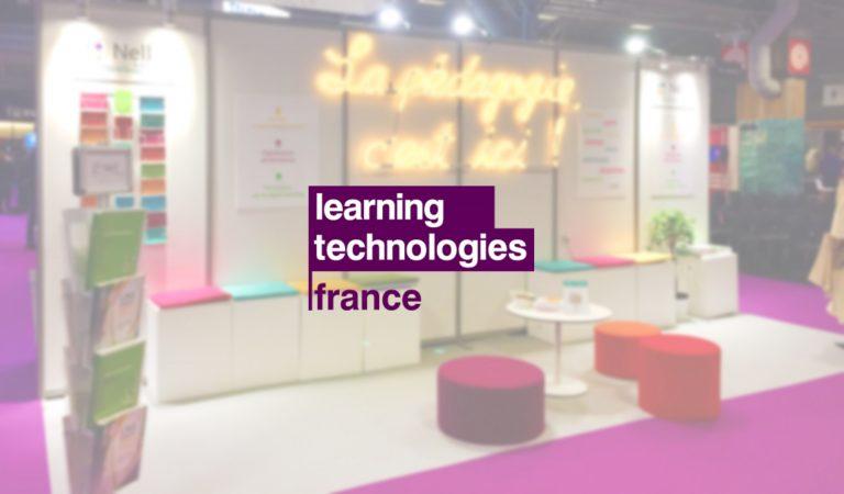 Les Rencontres du e-learning, de la formation mixte et du digital learning les 13 et 14 novembre à Paris : nous y serons !