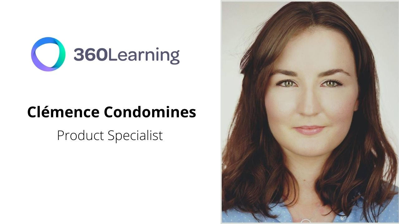 Clémence Condomines 360Learning