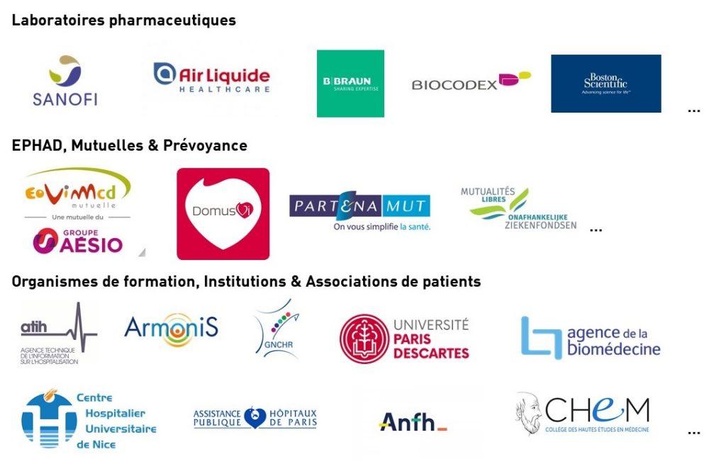 Références Santé Healthcare de Nell & Associés