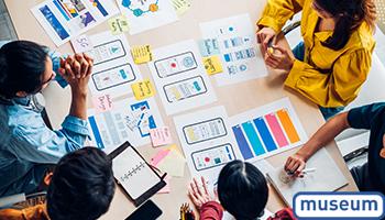 Concevez et gérer un projet d'application digitale