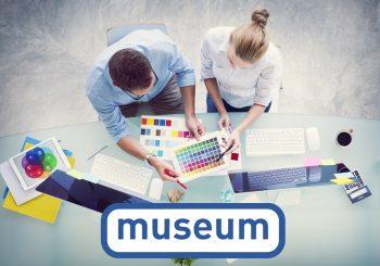 design graphique nell museum
