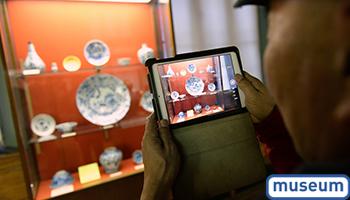 Sensibilisation à la médiation numérique dans les musées